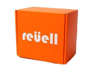 China Custom Printed Corrugated Shipping Boxes , Orange Shoe Packaging Boxes supplier