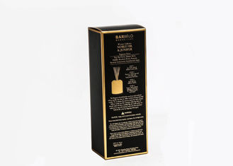 China Tall Cosmetic Sample Box Packaging , Soap Packaging Boxes Art Paper Type supplier