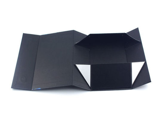 China Cute Stock Rigid Setup Boxes , Magnet Cube Gift Boxes With Lids 13*13*5.3CM supplier
