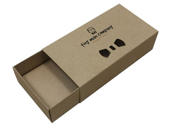 China Sturdy Matchbox Style Gift Boxes , Craft Cardboard Boxes With Logo Printed supplier