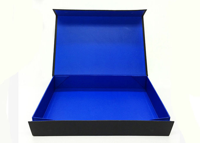 Eco Friendly Hard Paper Foldable Gift Box Customized For Coin Storage 13*13*5.3CM